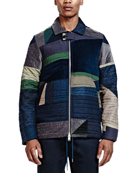 Philip Jacket - Albert Quilt