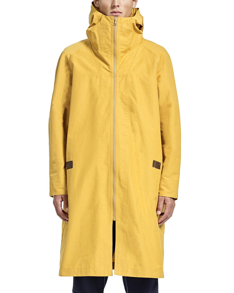 Chris Overcoat - Yellow - Outerwear - By Ddugoff