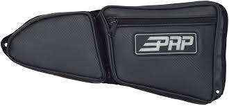PRP Door Bag with Knee Pad for Polaris RZR, Passenger Side (black)