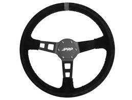 PRP Steering Wheel (grey accent)