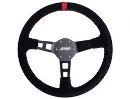 PRP Steering Wheel (red accent)