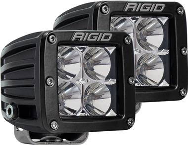 D-Series Dually 20 Deg. Flood LED Light