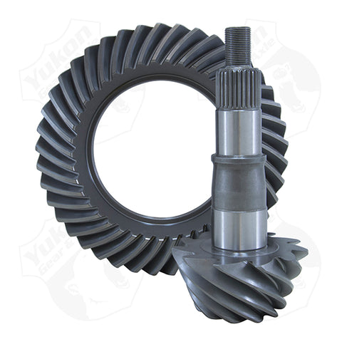 HIGH PERFORMANCE YUKON RING & PINION GEAR SET FOR FORD 8.8″ IN A 4.56 RATIO