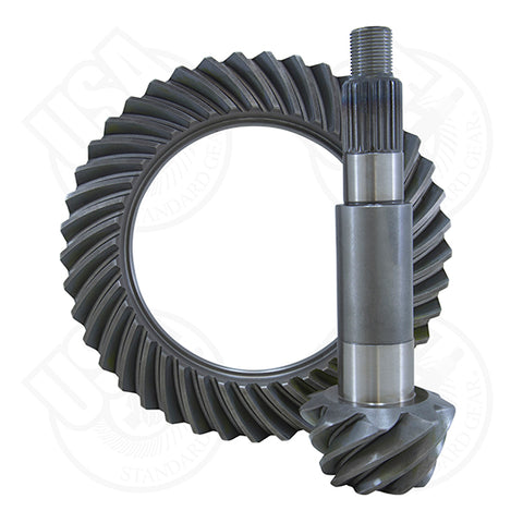 "USA STANDARD REPLACEMENT RING & PINION ""THICK"" GEAR SET FOR DANA 60 REVERSE ROTATION IN A 4.88 RATIO"