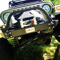 Jeep TJ front bumper Bones Custom Creations