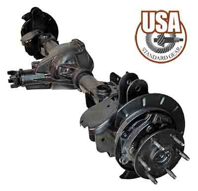 Rear Axle Assemblies