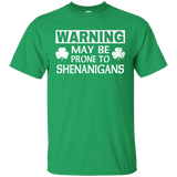 Irish - May Be Prone to Shenanigans