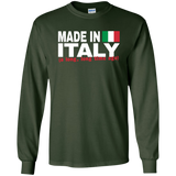 Made in Italy - a long, long time ago