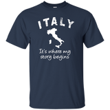 Italy - Where My Story Begins
