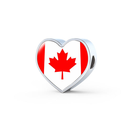 Canada Flag Charm Add-on
