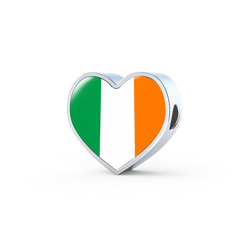 Ireland Flag Charm Add-on