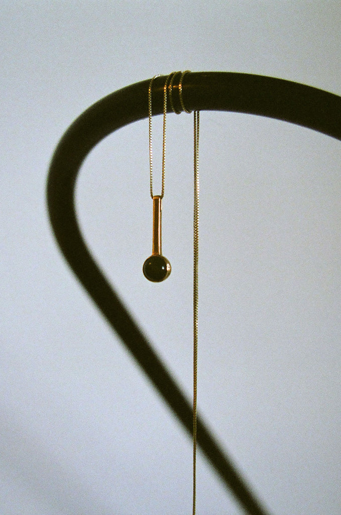 Pendulum I Necklace