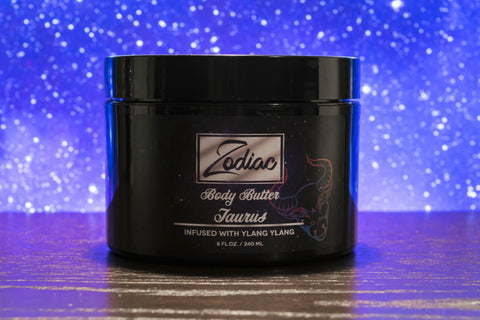 Body Butter- Taurus by Zodiac Body