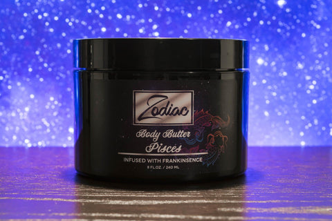 Body Butter- Pisces by Zodiac Body
