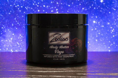 Body Butter- Virgo by Zodiac Body