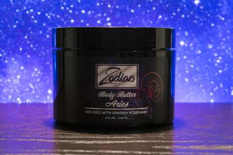 Body Butter- Aries by Zodiac Body