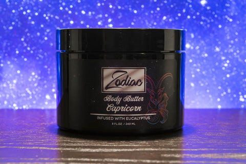 Body Butter- Capricorn by Zodiac Body