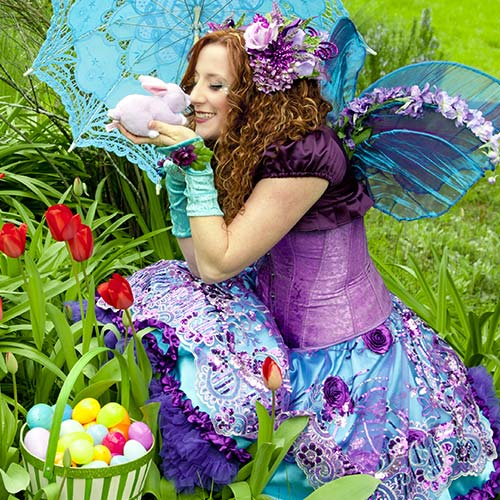 Easter Faeries