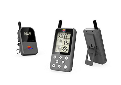 Maverick ET 733 Long Range Wireless Dual ProbeThermometer Set