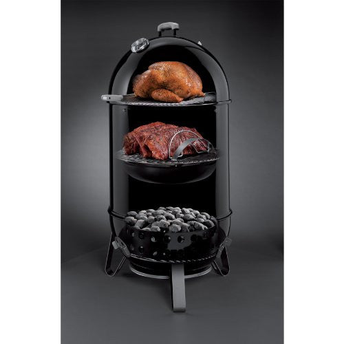 Weber Smokey Mountain 22-Inch Charcoal Smoker