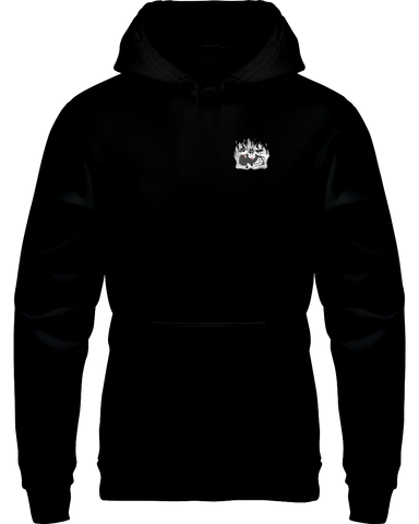 The Smokin Meat Mafia Front/Back Logo Hoodie