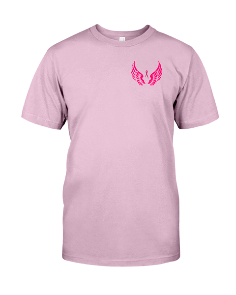 Breast Cancer Awareness/Logo T