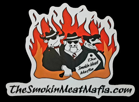 Mafia Sticker