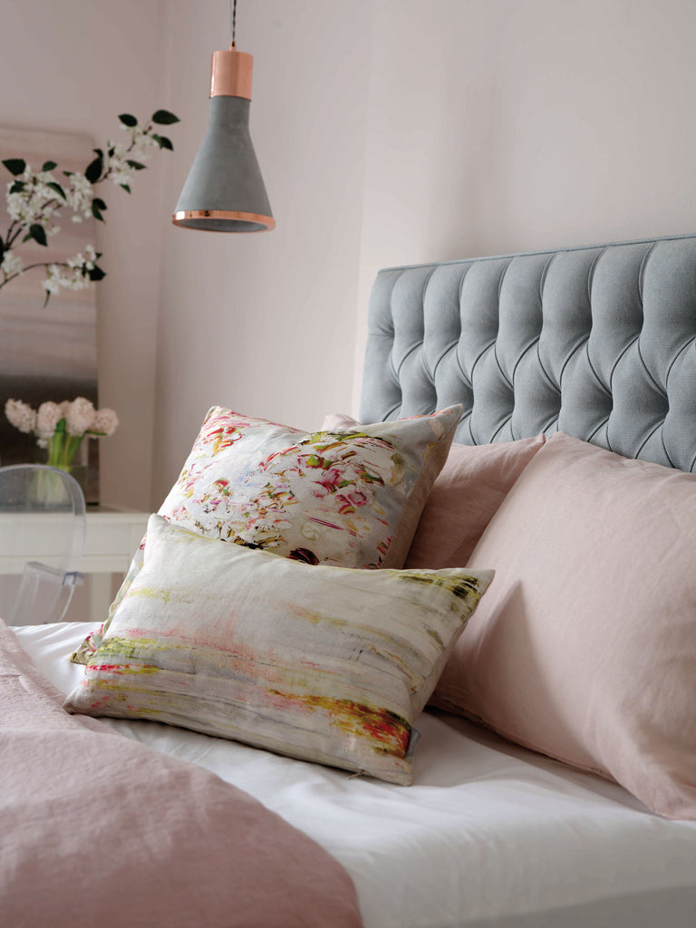 Designing a Bedroom with Colour