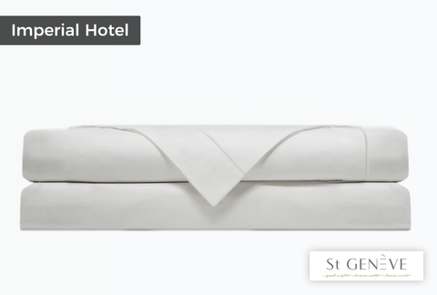 Imperial-Hotel - Bedskirt - Satin Stitch