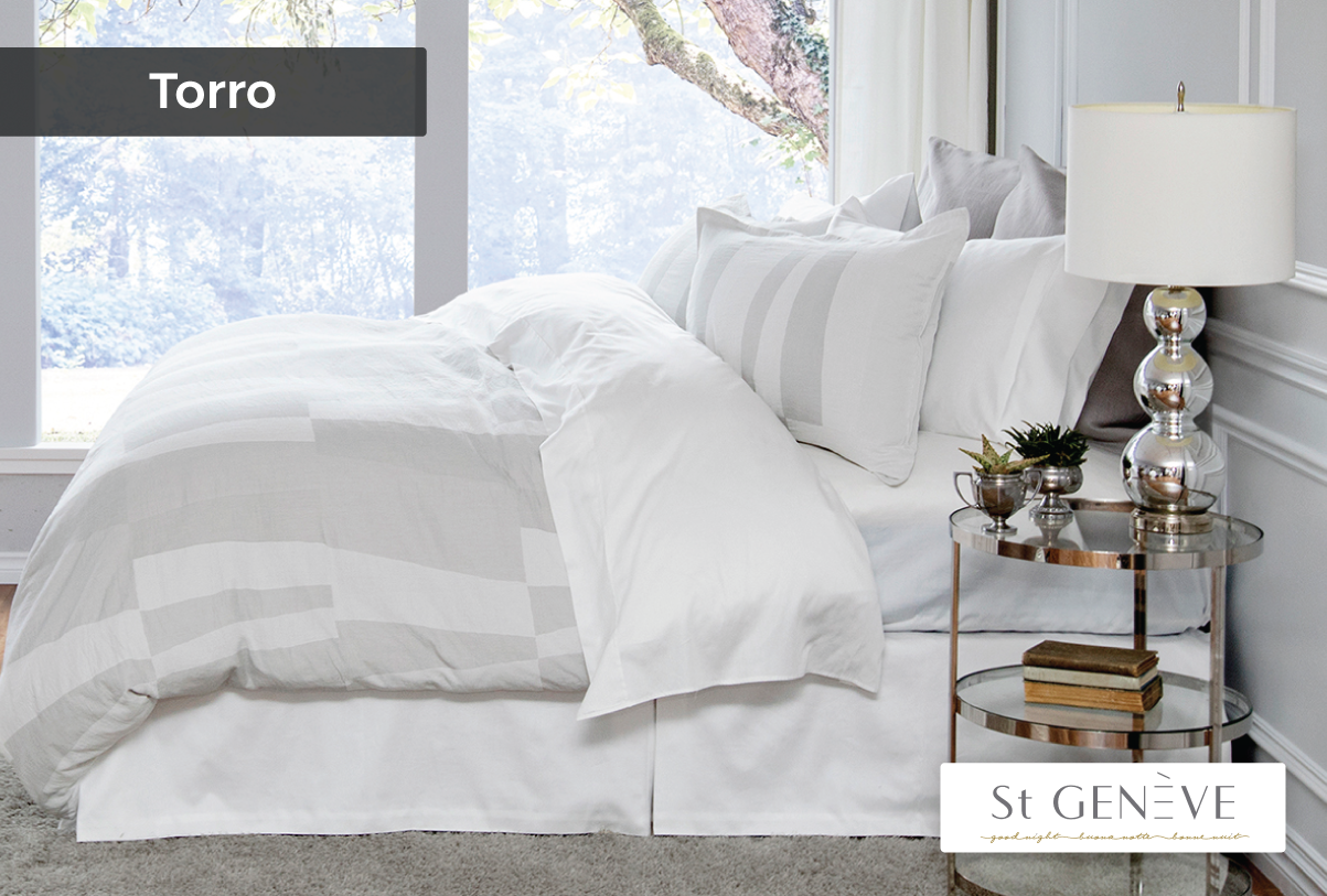 Torro - Duvet Cover - Reverse to Pattern