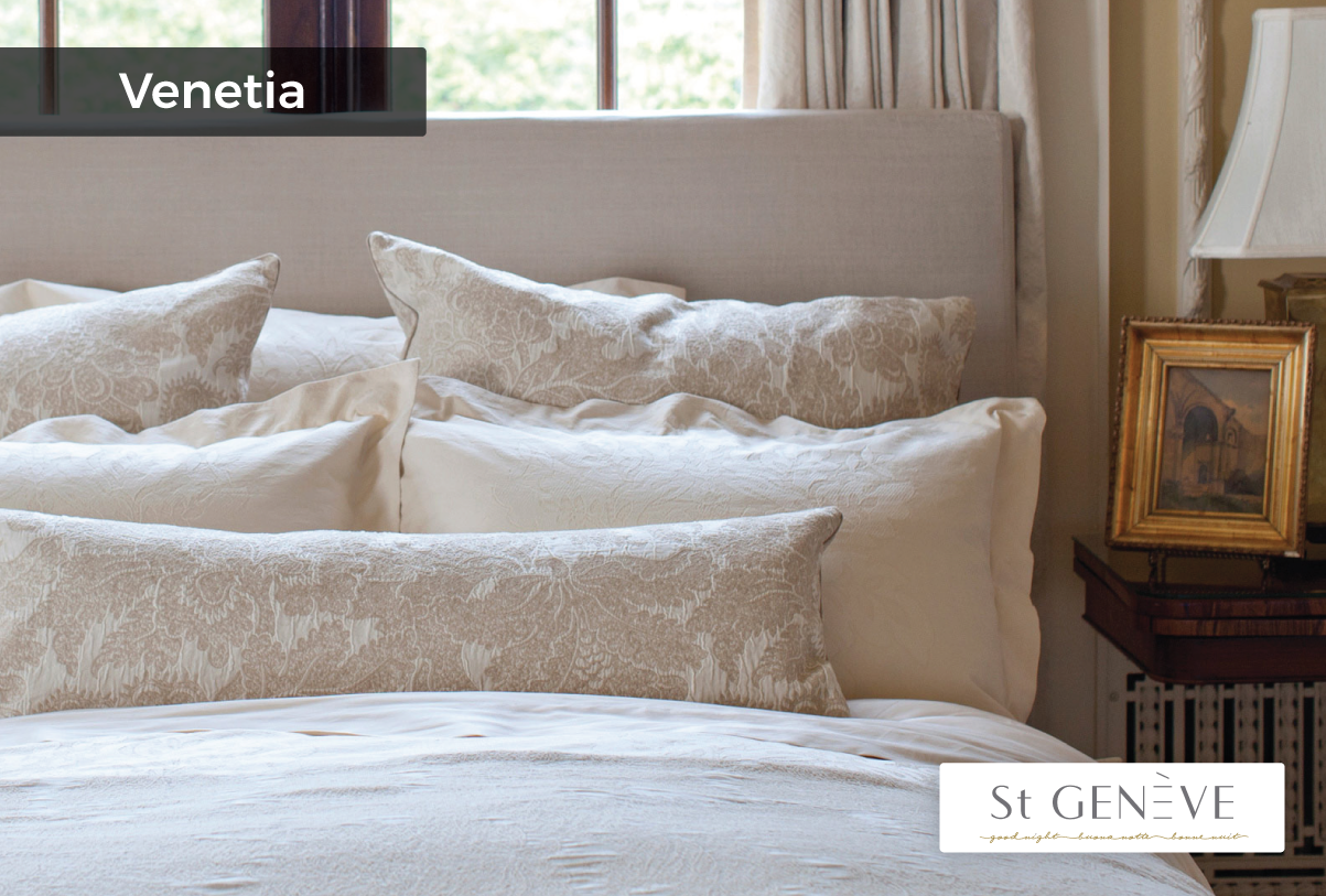 Venetia - Pillow Sham