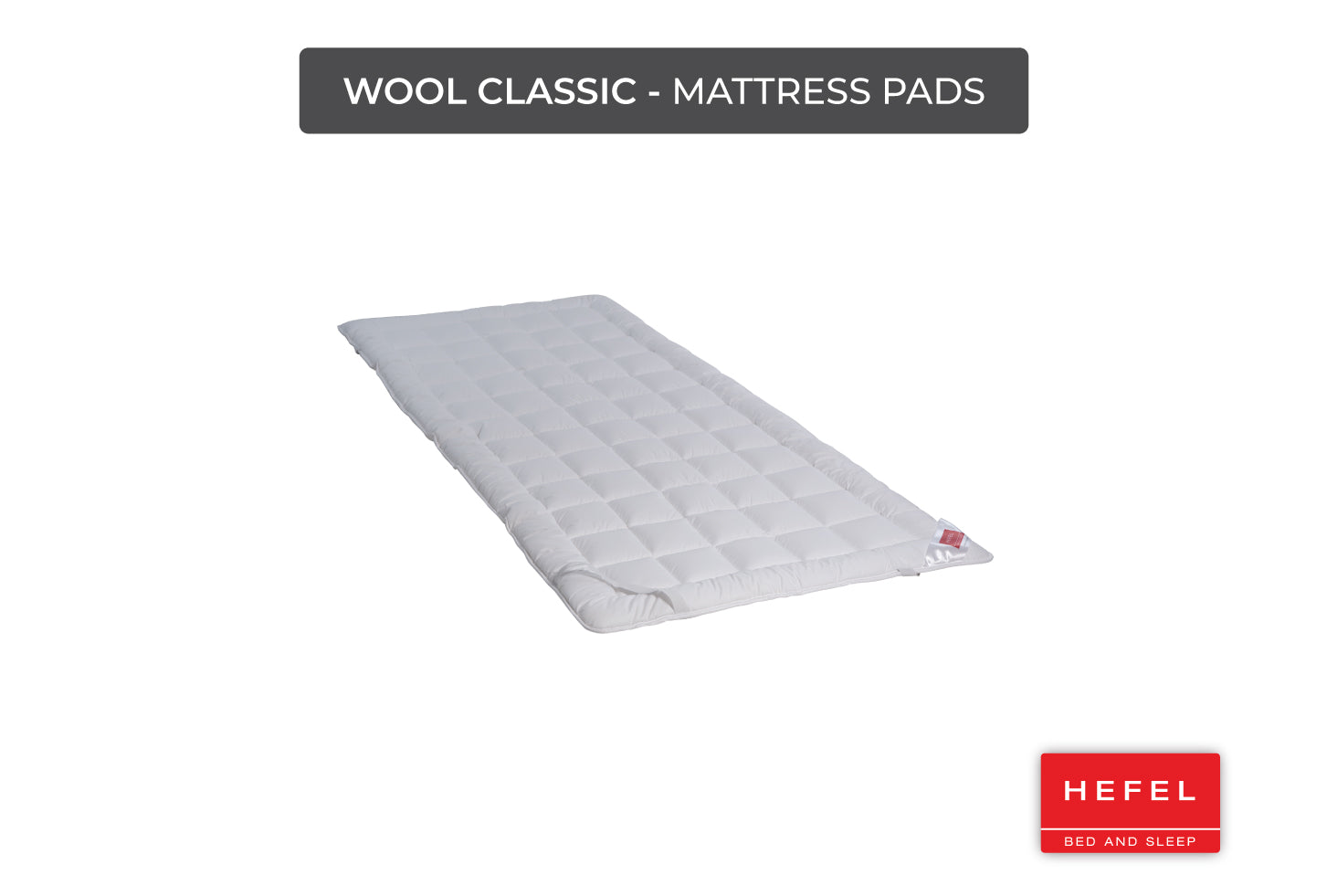 Wool Classic - Mattress Pads