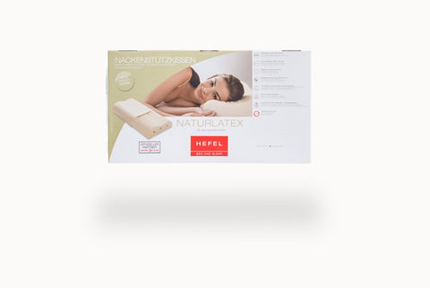 Naturalatex (Convoluted) Pillow - Healthy Bedroom