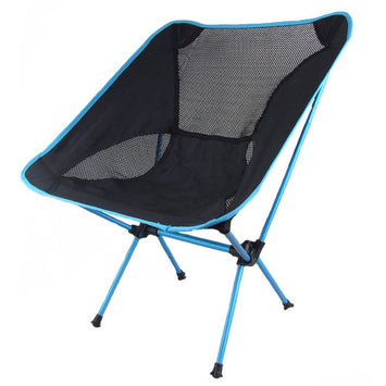 Quad Camping Chair with Carrying Bag