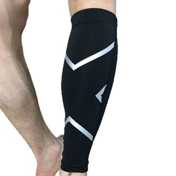 Soccer Protective Calf Sleeves Cycling Fitness