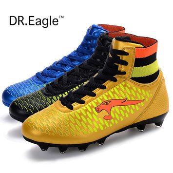 ankle soccer shoes men football boots