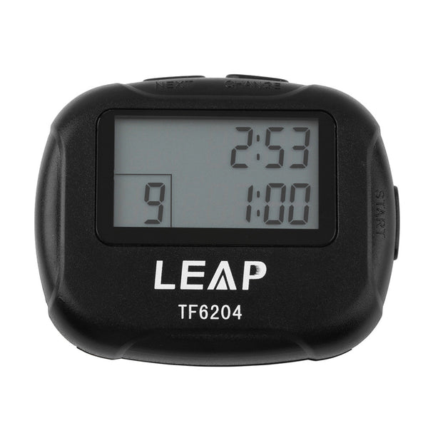 Training Electronics Interval Timer Segment Stopwatch