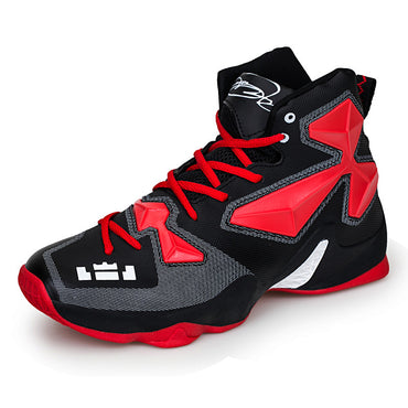 Men High Top Basketball Shoes Sneakers