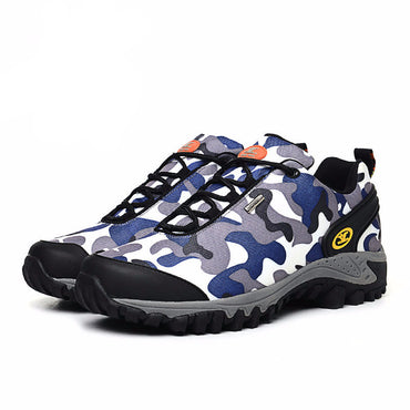 Waterproof Shoes Camouflage Canva