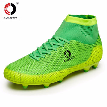 ankle high soccer boots kids cleats
