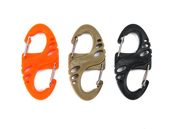 Carabiners EDC Keychain Camping Bottle Hooks