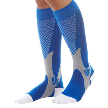 Outdoor Sports Socks Knee High Compression Socks