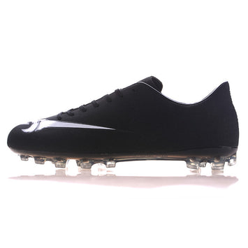 Mid Cut Teenager Football Shoes Outdoor