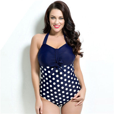 Womens Plus Size One Piece Swimsuit