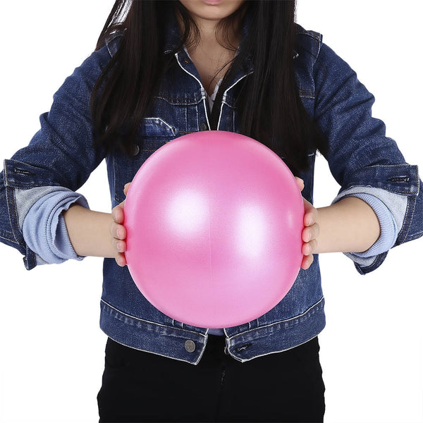 Thickened Air Inflation Anti-Explosion Yoga Ball