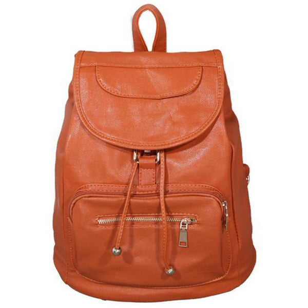 Woman Backpack Teenagers School Bag