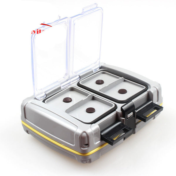 ABS Plastic Fishing Tackle Box Accessories Tools