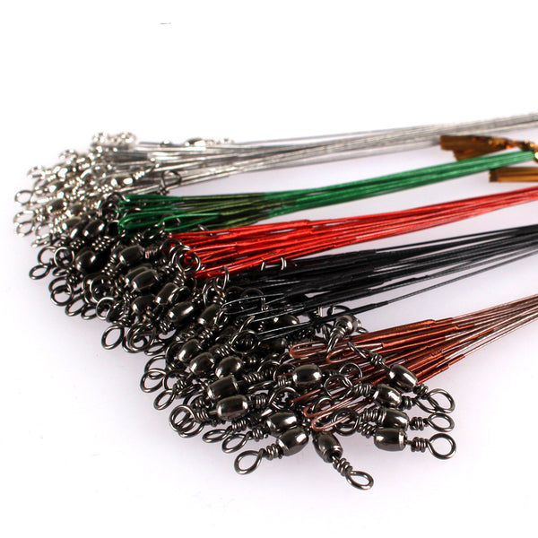 Rope Fishing Line Lure Leader Swivel Line fishing hooks