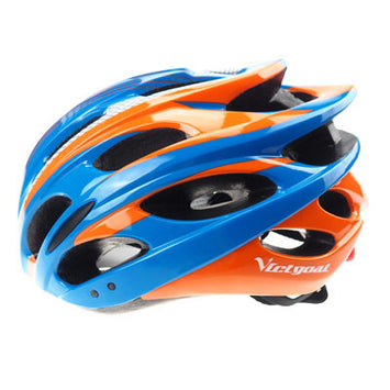 Light Integrally Modeled Cycling Helmet