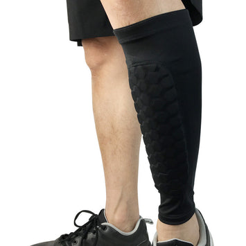 Protector Soccer Honeycomb Anti-crash Leg